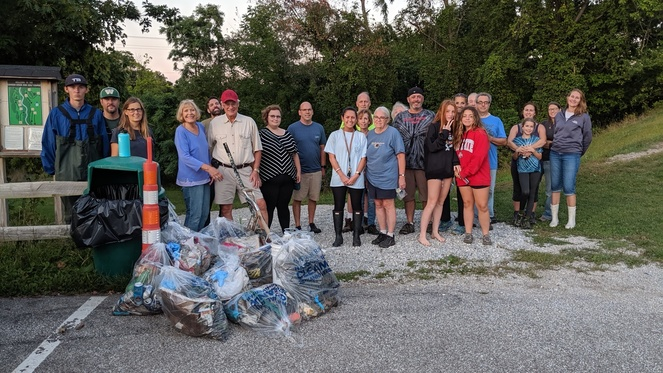 CC-FLE Annual Meeting and Stream Cleanup