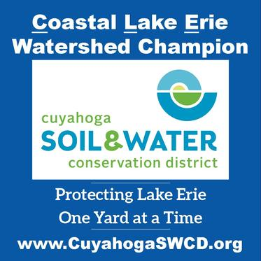 Become a Watershed Champion and earn your free yard sign today!