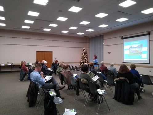 Green Yards and Healthy Homes Workshop in Rocky River- 12/2/19